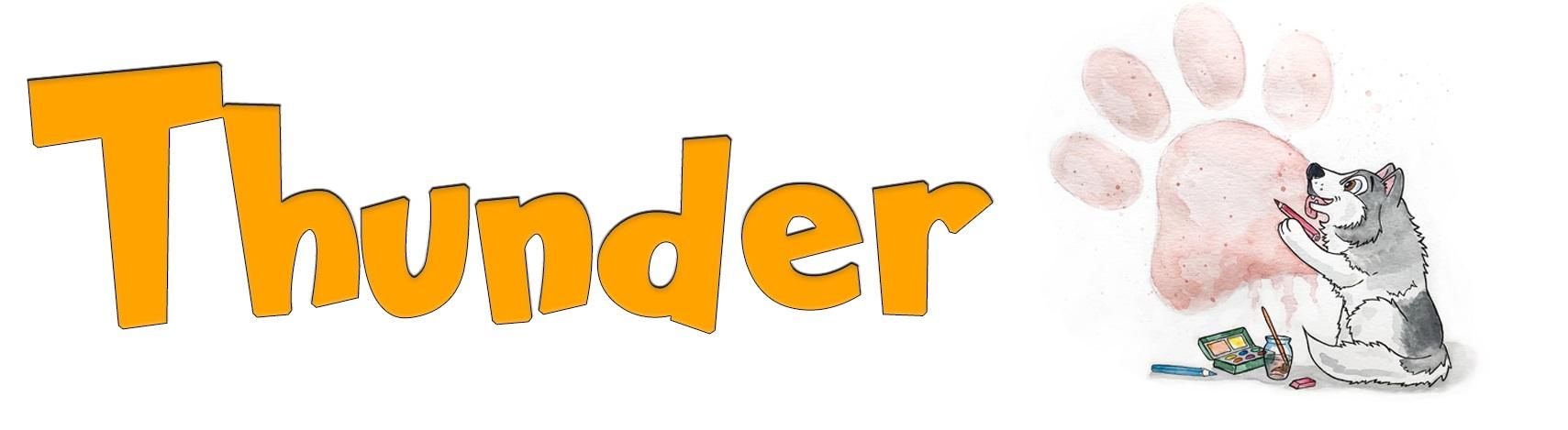 Thunder banner